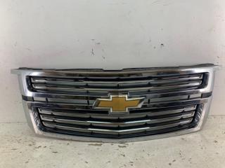 Запчасть решетка радиатора передняя Chevrolet Tahoe 2014>