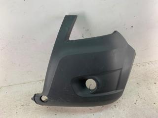 Запчасть бампер передний левый GAZelle Next 2013-