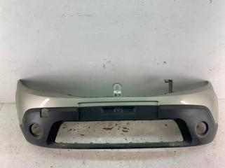 Запчасть бампер передний Renault Sandero Stepway 2009-2014