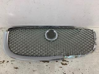 Запчасть решетка радиатора передняя Jaguar XJ 2009-2015