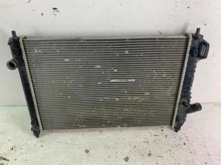 Запчасть радиатор основной Chevrolet Aveo 2008-2011