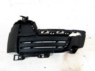 Запчасть решетка бампера передняя правая BMW X5 2013-