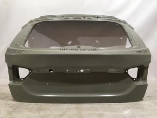 Запчасть крышка багажника задняя Lada Vesta SW Cross 2015-
