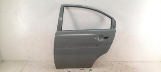 Запчасть дверь задняя левая Hyundai Accent 2006-2011