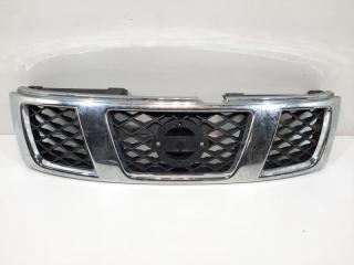 Запчасть решетка радиатора передняя Nissan Patrol 2006-2011