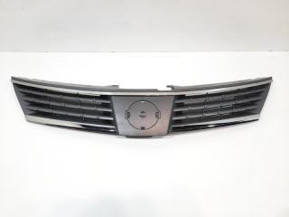 Запчасть решетка радиатора передняя Nissan Tiida 2007-2012