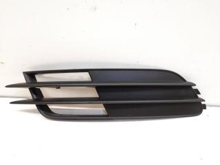 Запчасть решетка бампера передняя левая AUDI A6 2011-2014