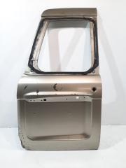 Запчасть дверь распашная задняя левая Nissan Patrol 1997-2010