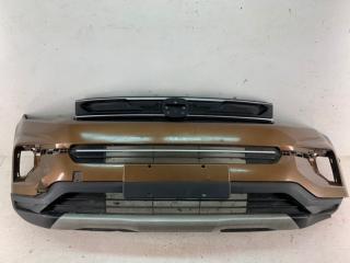 Запчасть бампер передний Changan CS35 2018-