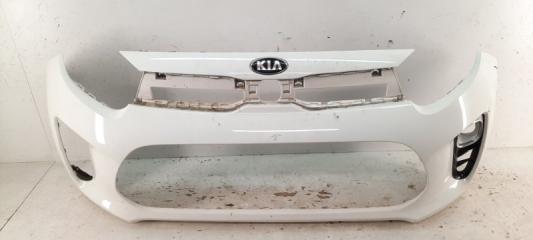Запчасть бампер передний Kia Soul 2018-