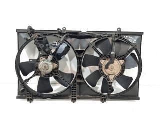 Запчасть диффузор с вентилятором передний Mitsubishi Lancer 2000-2010