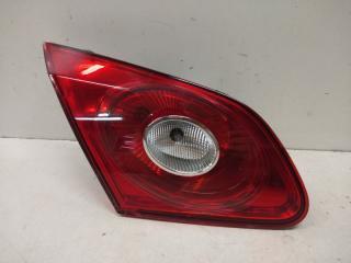Запчасть фонарь задний левый Volkswagen Passat 2008-2012