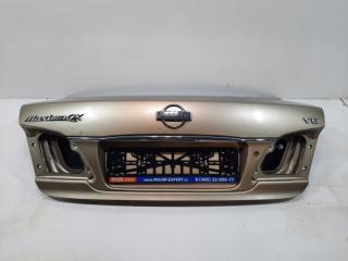 Запчасть крышка багажника задняя Nissan Maxima 2000-2006