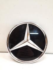 Запчасть эмблема решетки радиатора Mercedes-Benz CLA 2018-2021