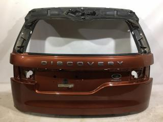 Запчасть крышка багажника задняя Land Rover Discovery 2016-