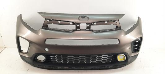 Запчасть бампер передний Kia Picanto C 2017-