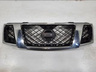 Запчасть решетка радиатора передняя Nissan Navara 2005-