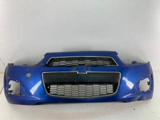 Запчасть бампер передний Chevrolet Aveo 2011-