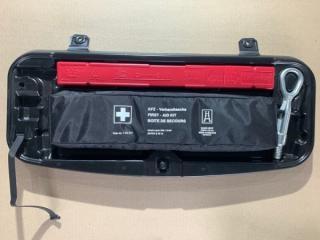 Запчасть оригинальный набор в крышке багажника BMW 5-Series 528i 2014