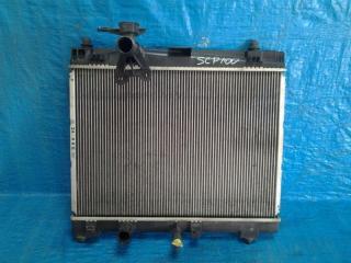 Запчасть радиатор охлаждения двигателя TOYOTA RACTIS