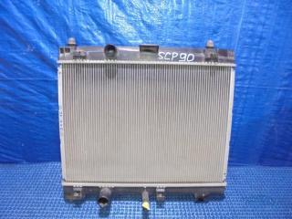 Запчасть радиатор охлаждения двигателя TOYOTA VITZ