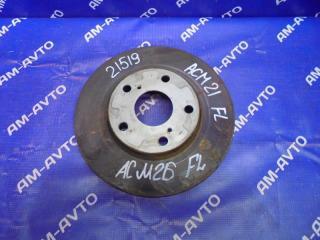 Запчасть диск тормозной передний левый TOYOTA IPSUM