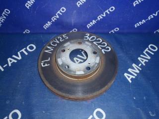 Запчасть диск тормозной передний левый TOYOTA CAMRY GRACIA