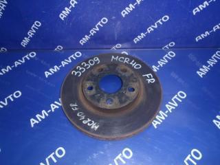 Запчасть диск тормозной передний правый TOYOTA ESTIMA
