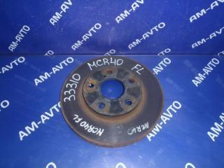 Запчасть диск тормозной передний левый TOYOTA ESTIMA