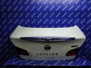 Запчасть крышка багажника NISSAN SKYLINE 2006