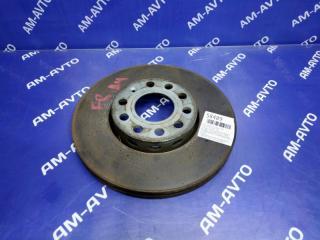 Запчасть диск тормозной передний правый AUDI A4 2004