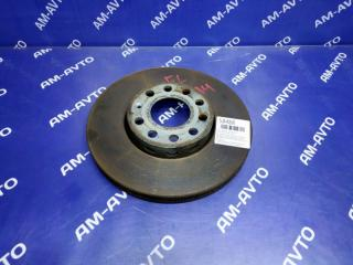 Запчасть диск тормозной передний левый AUDI A4 2004