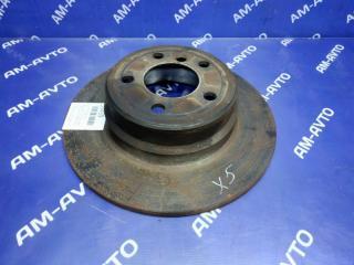 Запчасть диск тормозной задний левый BMW X5 2005