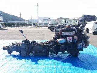 Запчасть двигатель MITSUBISHI CHALLENGER 1996