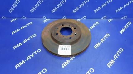 Запчасть диск тормозной передний правый HONDA FREED SPIKE 2011