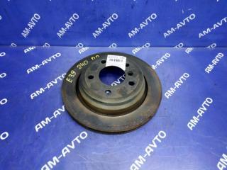 Запчасть диск тормозной задний правый BMW 528I 1998
