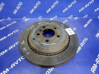 Запчасть диск тормозной задний левый MERCEDES-BENZ GL550 2008