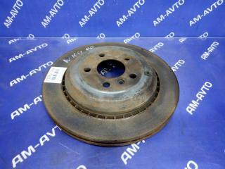 Запчасть диск тормозной задний правый MERCEDES-BENZ GL550 2008