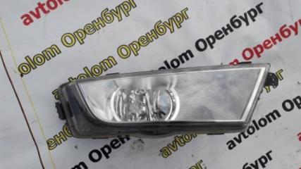 Запчасть фара противотуманная передняя правая Skoda Octavia A7 2013-