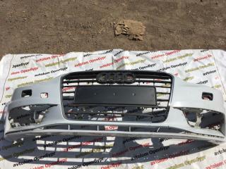 Запчасть бампер передний Audi Q3 2013-