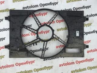 Запчасть диффузор Skoda Octavia A7 2013-