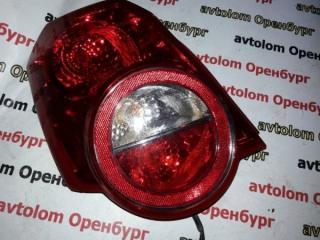 Запчасть фонарь левый Chevrolet Aveo 2003-2008
