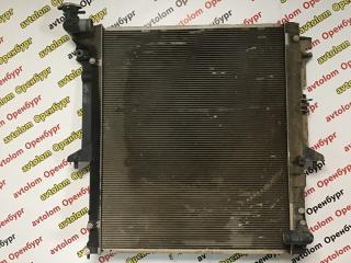 Запчасть радиатор двигателя Mitsubishi L200 2005-2014