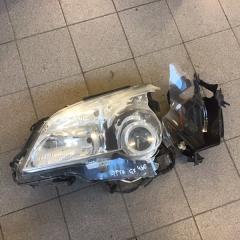 Запчасть фара левая Lexus GX 2009-2019