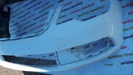 Запчасть бампер передний передний Skoda Superb 2013-2015