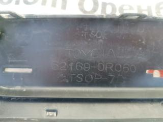 Запчасть накладка бампера задняя Toyota RAV4