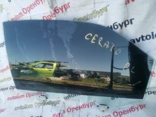 Запчасть стекло двери заднее левое Kia Cerato