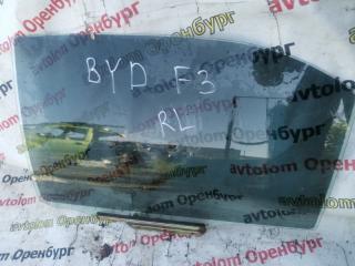Запчасть стекло двери заднее левое BYD F3 2005-2014