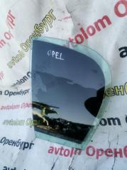 Запчасть стекло двери заднее левое Opel Astra