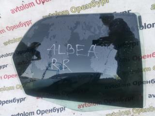 Запчасть стекло двери заднее правое Fiat Albea